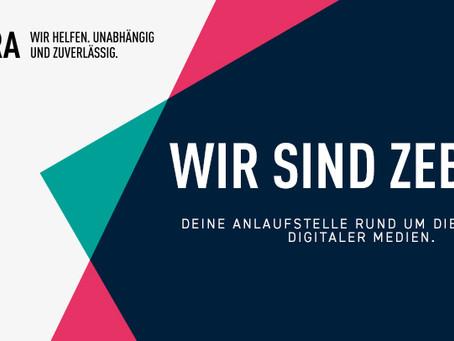 ZEBRA -  Neue digitale Beratungsplattform der Landesanstalt für Medien NRW