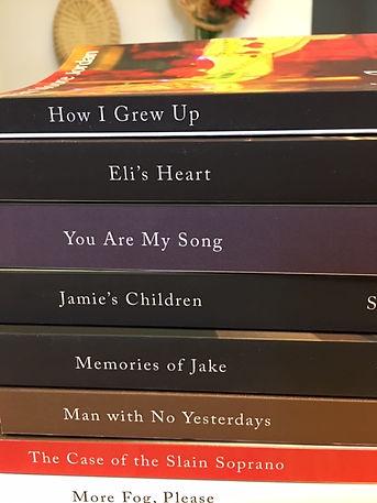 All My Books 10-18.JPG
