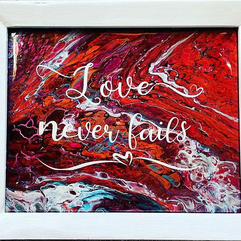 Love never Fails by Ranae Koyamatsu