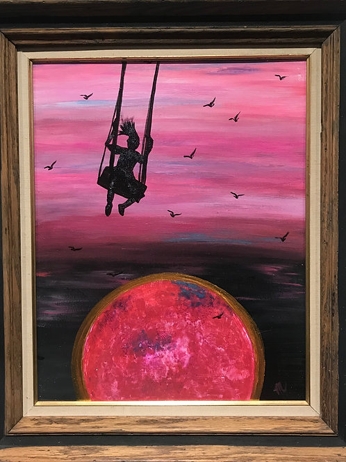 Flying Free by Maria Todd