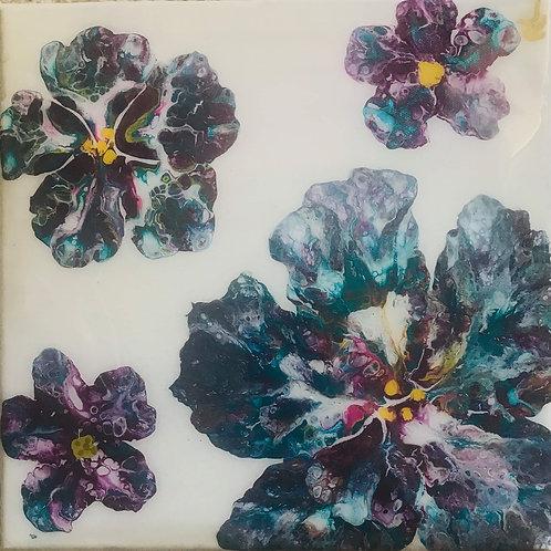 Blossoms by Ranae Koyamatsu