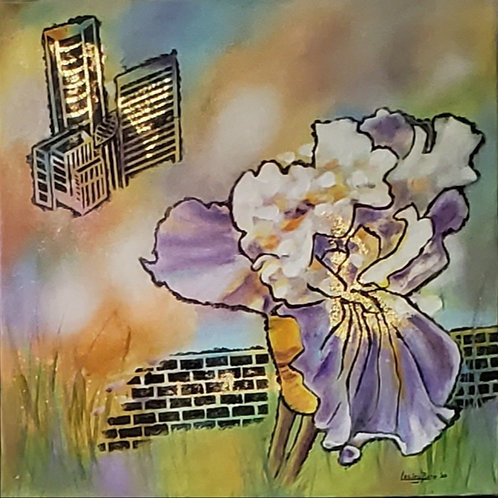 Urban Lily by Lesley Beth