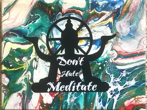 Meditate by Ranae Koyamatsu