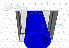Rhinoswell for Precast for pipe watermar
