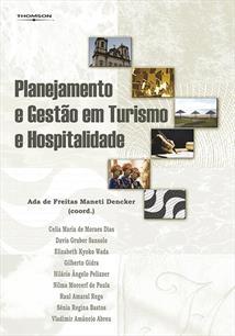 planejamento e gestão em turismo e h