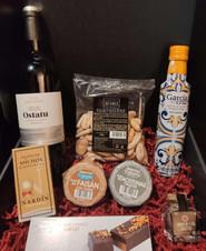 Colono Geschenkbox Gaudí - Spanischer Spezialitaten