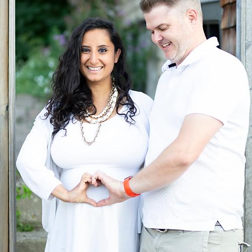 Toran & Tyler Maternity Photos