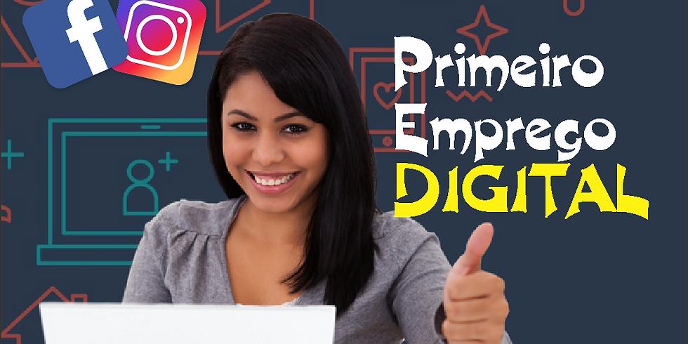 Curso: Primeiro Emprego Digital (Guarujá/SP)