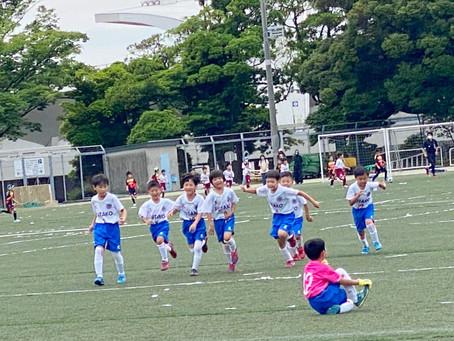 2年生 東京都スポーツ少年団競技別交流 低学年大会