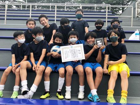 6年生 東京都スポーツ少年団交流大会