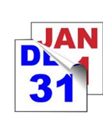 calendar, one year, January to December, dialectics, Maple Leaf, Maple Leaf DBT, DBT skills, dbt skills, DBT Seattle, dbt seattle