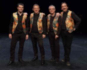 Les Ténors - Groupe vocal Les Acidulés
