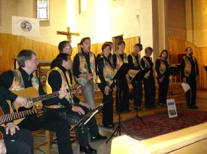 """""""Les Acidulés"""" en concert, le 15 octobr 2006"""