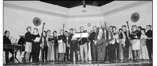 """""""Les Acidulés"""" et la rencontre vocale de Saint-Jorioz en 2002"""