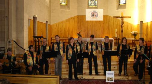 """""""Les Acidulés"""" pour le Comité du quartier Saint Jacques de Clermont-Ferrand, le 15 octobre 2006"""