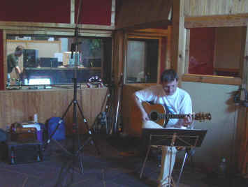 """""""Les Acidulés"""" en studio"""