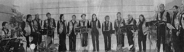 """""""Les Acidulés"""" pour l'Association du personnel du conseil général, le 28 avril 2007"""