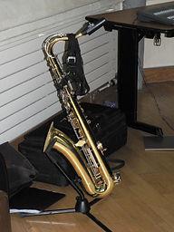 """""""Les Acidulés"""" sur un air de saxo"""