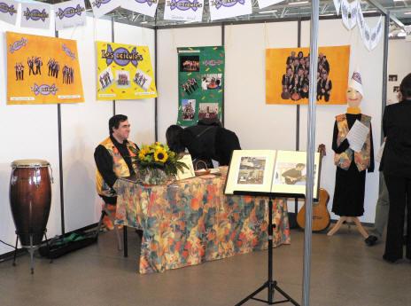 """""""Les Acidulés"""" au forum des assiciation de Clermont-Ferrand, en octobre 2006"""