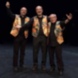 Les basses - Le groupe vocal Les Acidulés