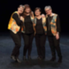 Les Alti - Groupe vocal Les Acidulés