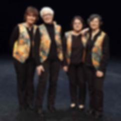 Les Sopranes - Groupe vocal Les Acidulés