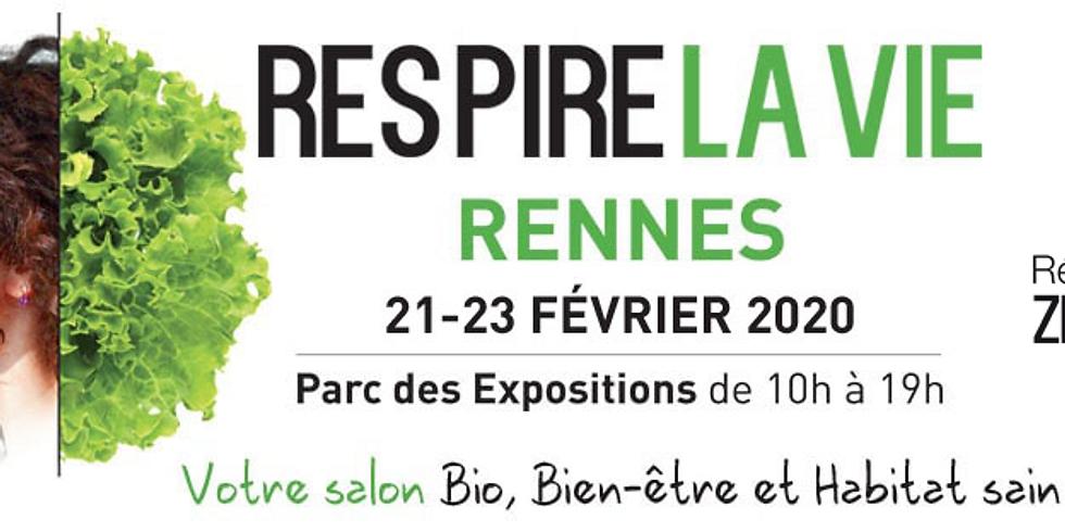Salon Respire la Vie - Rennes