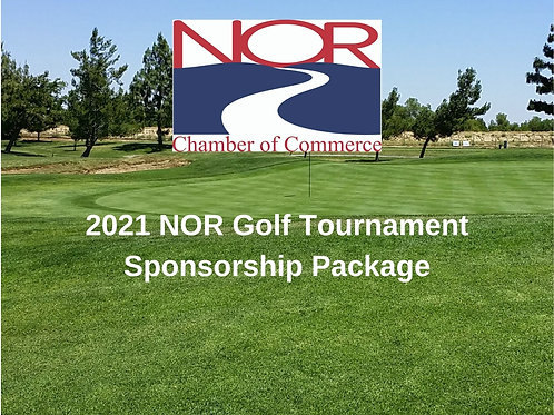 2021 Golf Tournament - Hole Sponsor