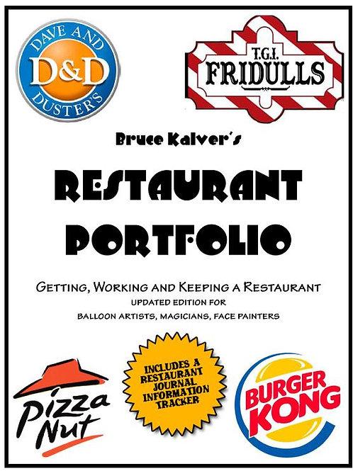 Restaurant Portfolio