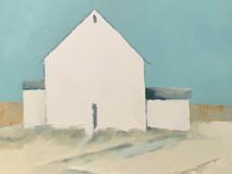 Beach House o/c 36x36