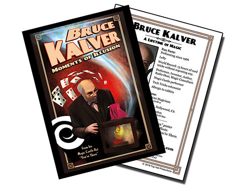 Kalver You're There Card