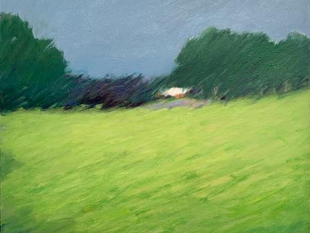 Green Field o/c 24x24