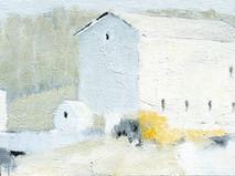 Three White Barns 20x60