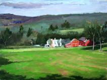 Hidden Valley Farm o/c 24x30