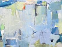 Blue Lagoon o/c 48x48