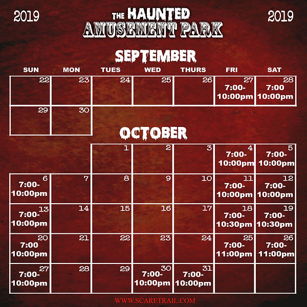 Haunted Amusement Park