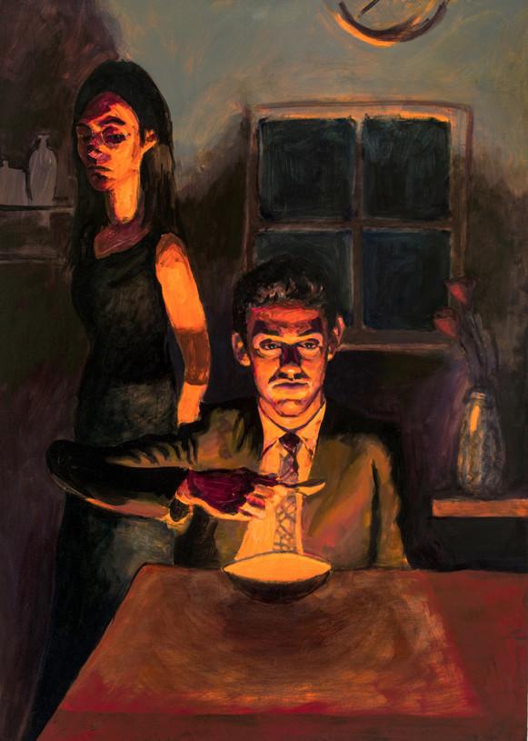 """""""Dinner"""" (2013)"""