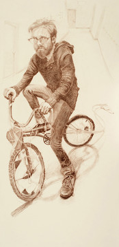 """""""Pat and Dangerbike"""" (2013)"""