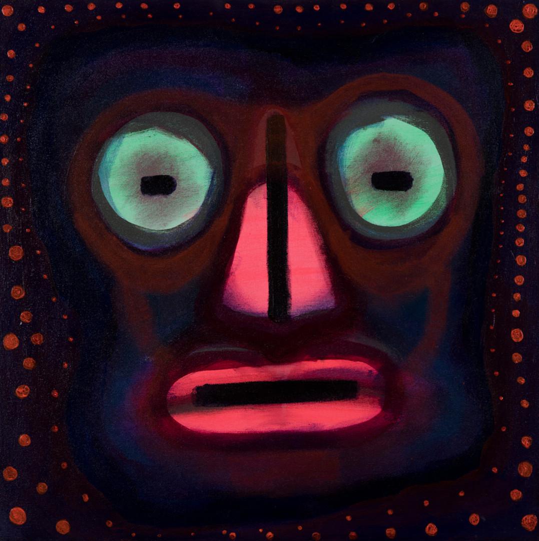 """""""Purple Mask"""" (2017)"""