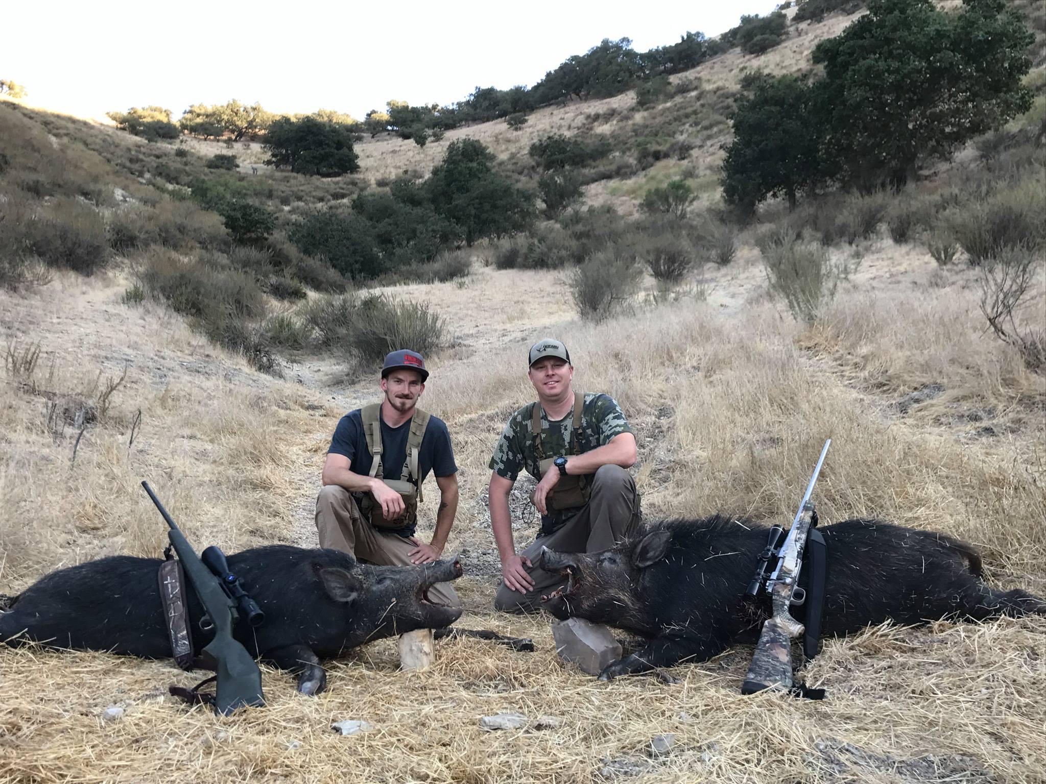 Duo Hunt