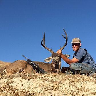 Califoria A-Zone Buck