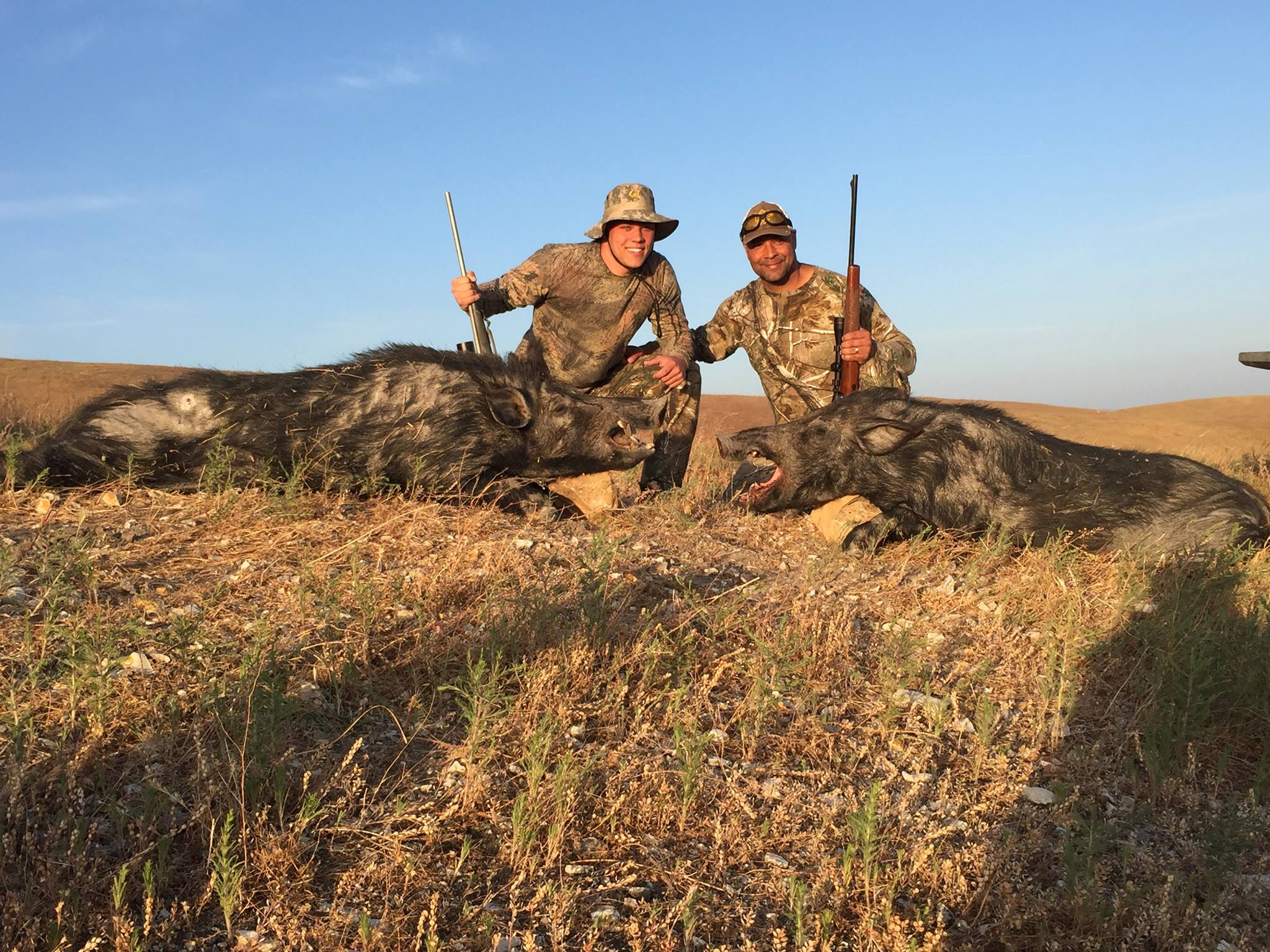 Father / Son Hunt