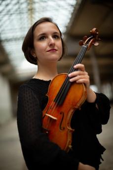 Sofia Beno - Violine