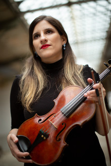 Shir-Ran Yinon - Violine, Komposition & Arrangement