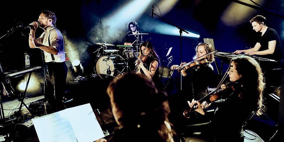 Felix Räuber + mondëna quartet Support