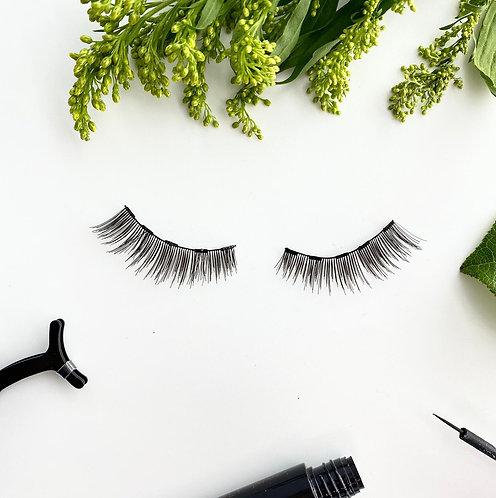 Boujee Classic Magnetic Eyelash and Eyeliner Kit