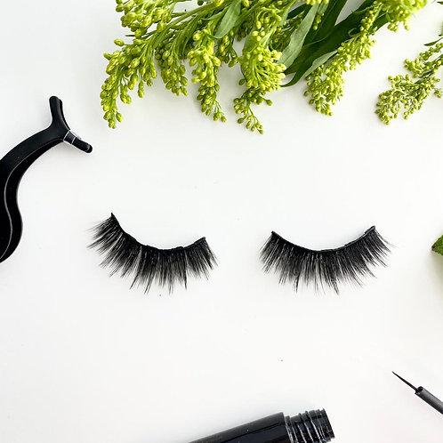 Dusk 3D Volume Magnetic Eyelash and Eyeliner Kit