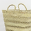 Thumbnail: Cannes Straw French Basket - Beach Tote