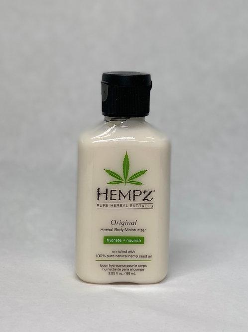 Hempz Original Moisturizer Purse Size