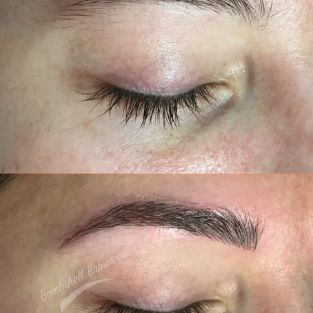 The Joy of Microblading